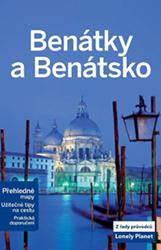 Benátky a Benátsko průvodce Lonely Planet