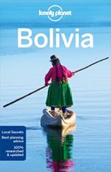 Bolívie průvodce Lonely Planet