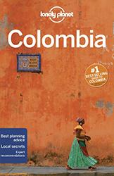 Kolumbie průvodce Lonely Planet