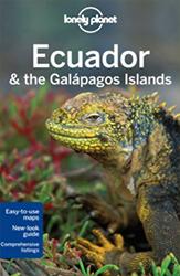 Ekvádor průvodce Lonely Planet
