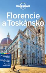 Florencie a Toskánsko průvodce Lonely Planet