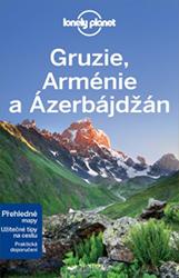 Gruzie, Arménie a Ázerjbadžán průvodce Lonely Planet