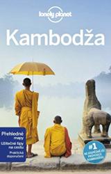 Kambodža průvodce Lonely Planet