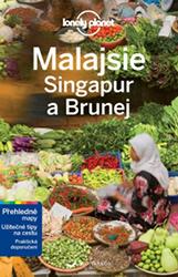 Malajsie, Singapur a Brunej průvodce Lonely Planet