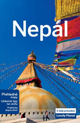 Nepál průvodce Lonely Planet