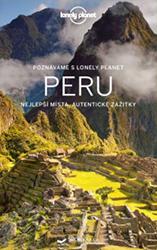 Poznáváme Peru průvodce Lonely Planet