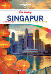 Singapur do kapsy průvodce Lonely Planet
