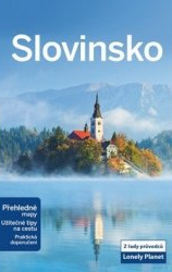 Slovinsko průvodce Lonely Planet