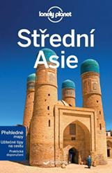 Střední Asie průvodce Lonely Planet