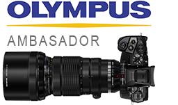 Olympus ambasador