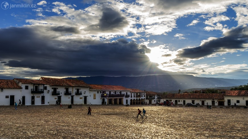 Plaza Mayor | Villa de Leyva